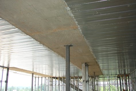 Slab Beams Continuous Type
